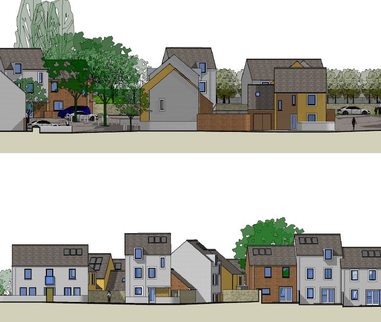 24 new houses - Cockermouth