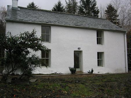 Low Melbecks - original elevation restored