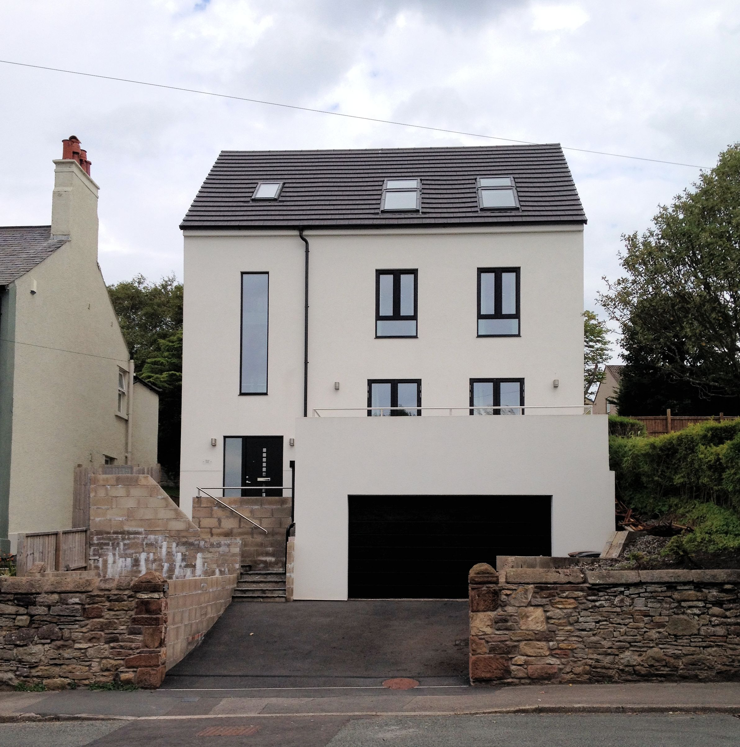 New town house - Whitehaven