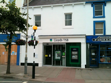 Lloyds TSB, Cockermouth