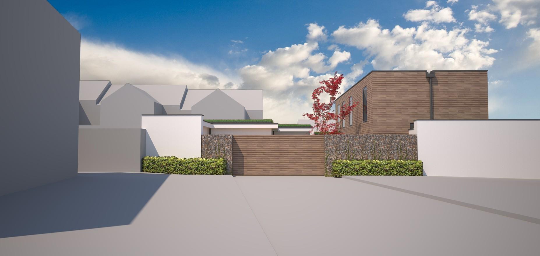 Courtyard-house-streetView